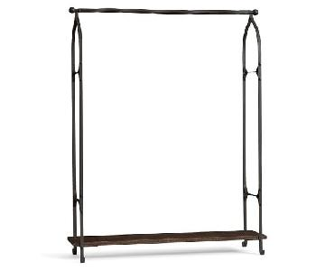 Pottery Barn New York Closet Clothes Rack