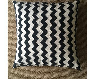 Pair of Madeline Weinrib Large Pillows