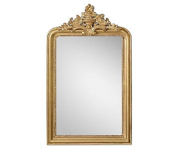 Restoration Hardware Louis Philippe Mirror