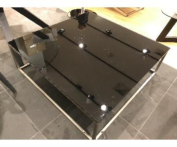 M-Collection Morgan Coffee Table
