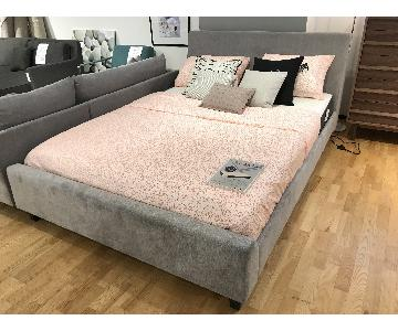 M-Collection Maggie Queen Bed Frame