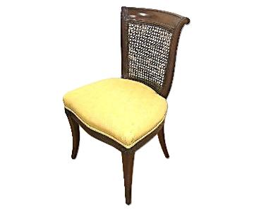 Vintage Regency Style Mahogany Dining Chair