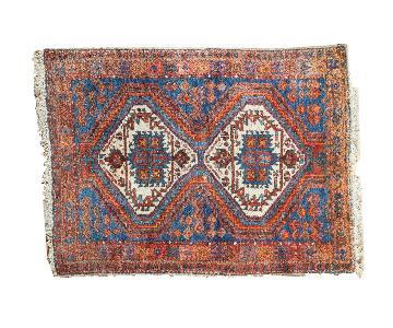Vintage Afshar Area Rug