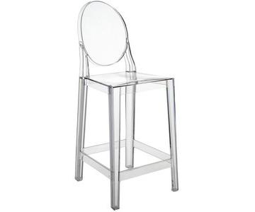 Kartell Counter Height Ghost Chair