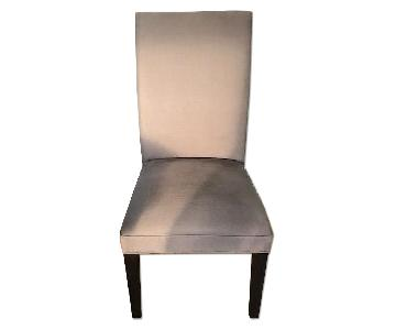 Restoration Hardware Hudson Parsons Fabric Side Chair