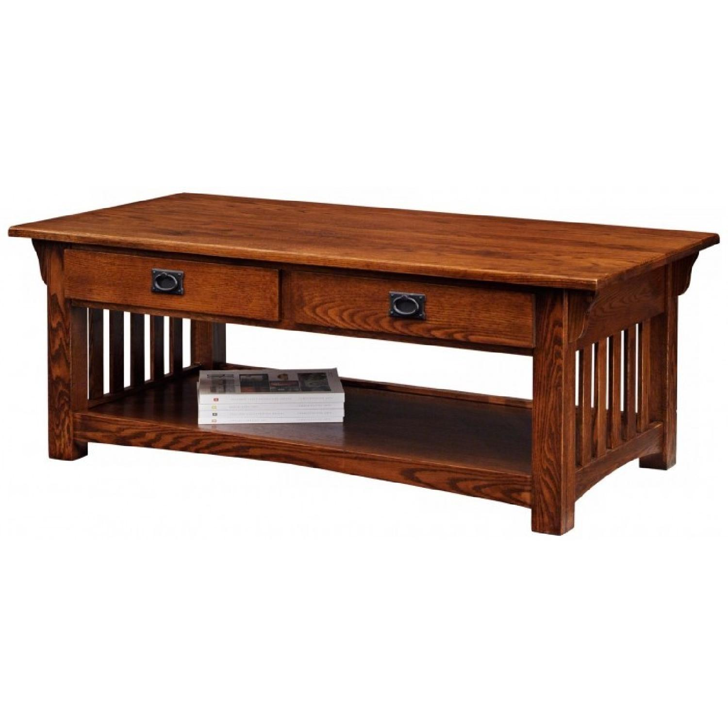 mission style desk mission style coffee table aptdeco 10292