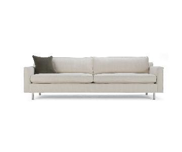 Mitchell Gold + Bob Williams Hunter Leather Sofa