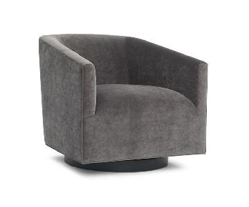 Mitchell Gold + Bob Williams Cooper Full Swivel Chair