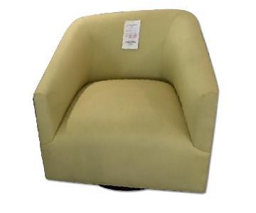 Mitchell Gold + Bob Williams Cooper Return Swivel Chair