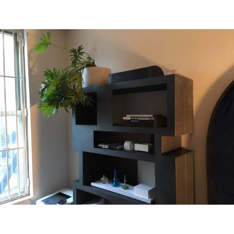 Etagere Boconcept Crate U Barrel Pablo Room With Etagere  # Bo Concept Meuble Tv