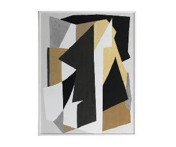 Mitchell Gold + Bob Williams Abstract Painting