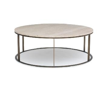 Mitchell Gold + Bob Williams Allure Round Cocktail Table