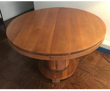 Stickley Custom Made Dining Table