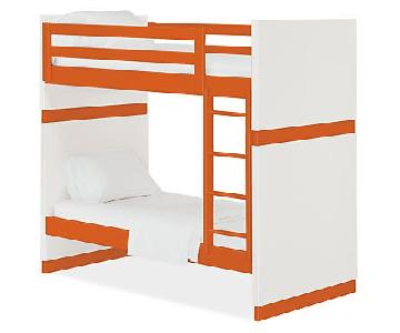 Room & Board Moda Bunk Bed w/ Trundle Bed