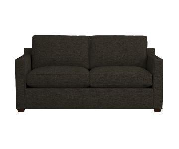 Crate & Barrel Davis Apartment Sofa