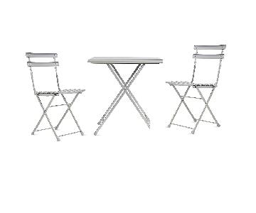 Design Within Reach Patio Table w/ 2 Chairs