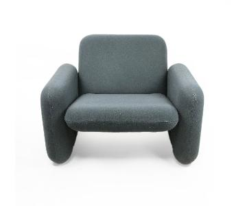 Herman Miller Ray Wilkes Chicklet Lounge Chair