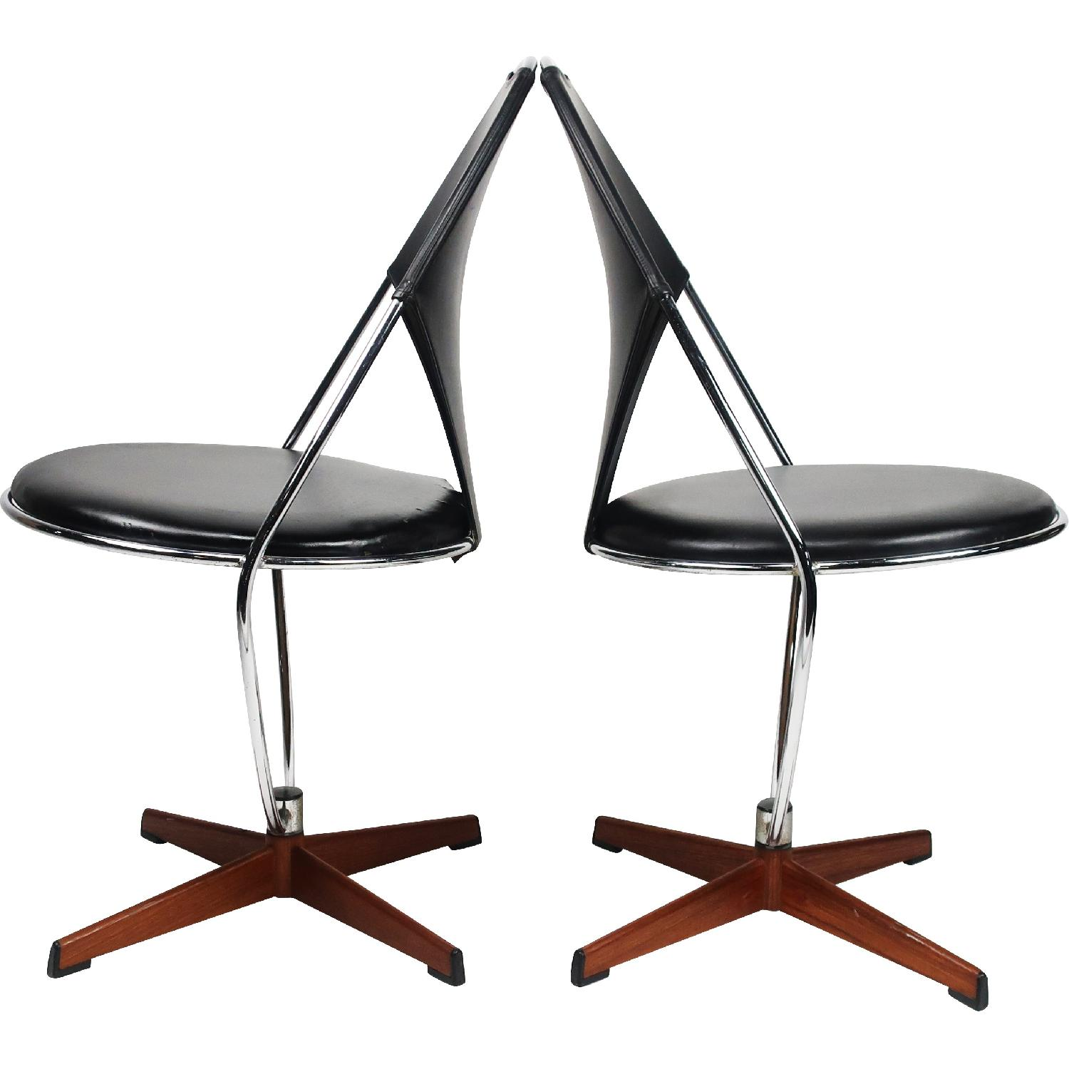 ... Dahlens Dalum Atomic Age Side Chairs 0 ...