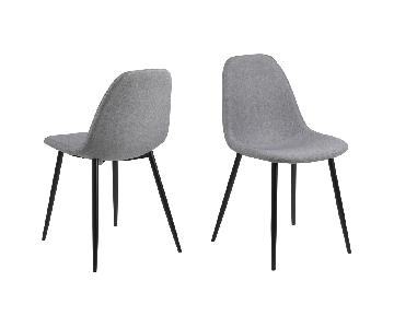 M-Collection Mildred Dining Chair