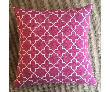 ABC Carpet and Home Madeline Weinrib Large Pillow