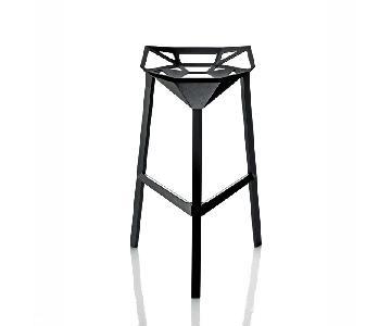 Magis Stool One by Konstantin Grcic in Black