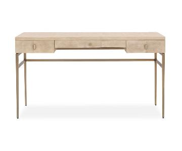 Mitchell Gold + Bob Williams Solange Desk in Cream