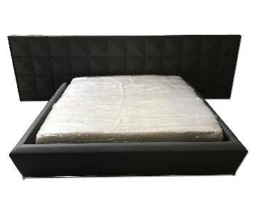 Lazzoni Diamond King Size Storage Bed