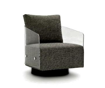 Mitchell Gold + Bob Williams Lucy Full Swivel Chair