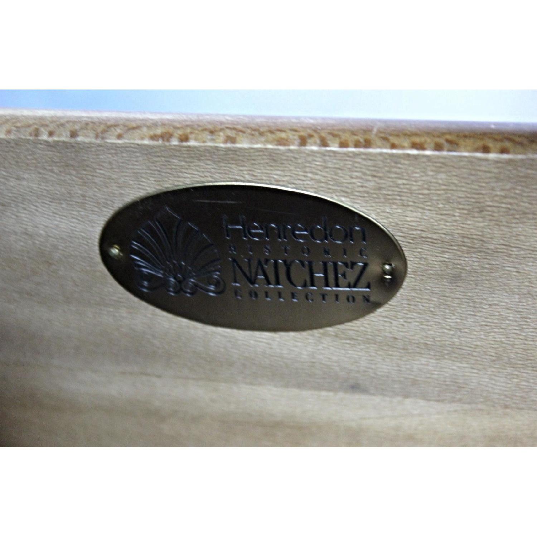 Henredon Natchez Mahogany Side Table/Nightstand - image-4
