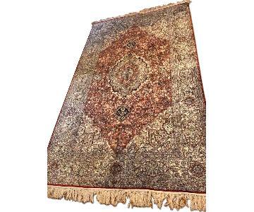 Silk Oriental Area Rug