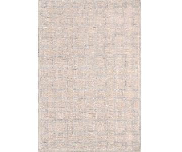 Stark Carpet Handmade Linen Soumak Area Rug