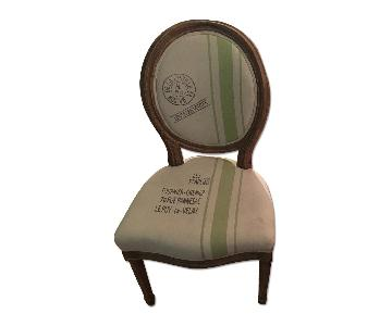 Louis XVI Boutique Design Dining Chair