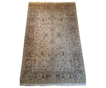 ABC Carpet and Home Hand Knotted Wool Rug