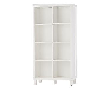 Land of Nod Cubic Tall Bookcase