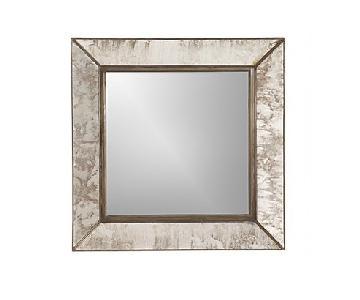 Crate & Barrel Dubois Wall Mirror