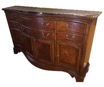 Thomasville Wood Sideboard/Cabinet