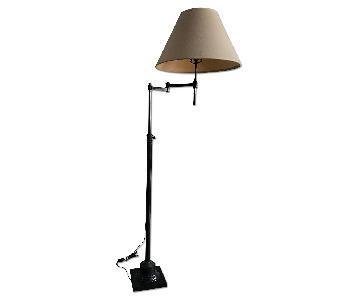 Restoration Hardware Library Swing-Arm Floor Lamp