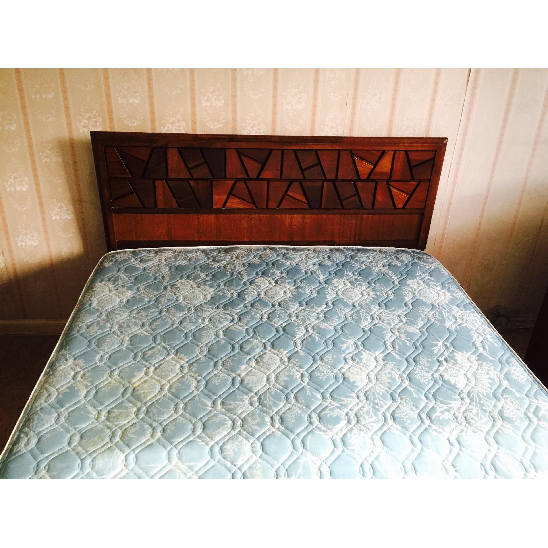 Queen Size Bed Frame AptDeco