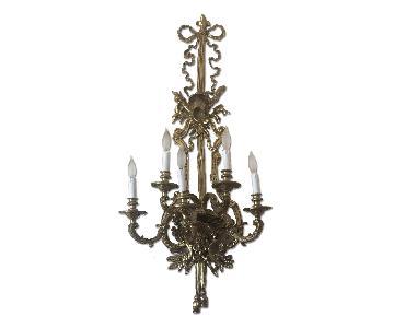 Baroque 4 Light Sconce