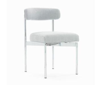 Mitchell Gold + Bob Williams Remy Side Chair in White