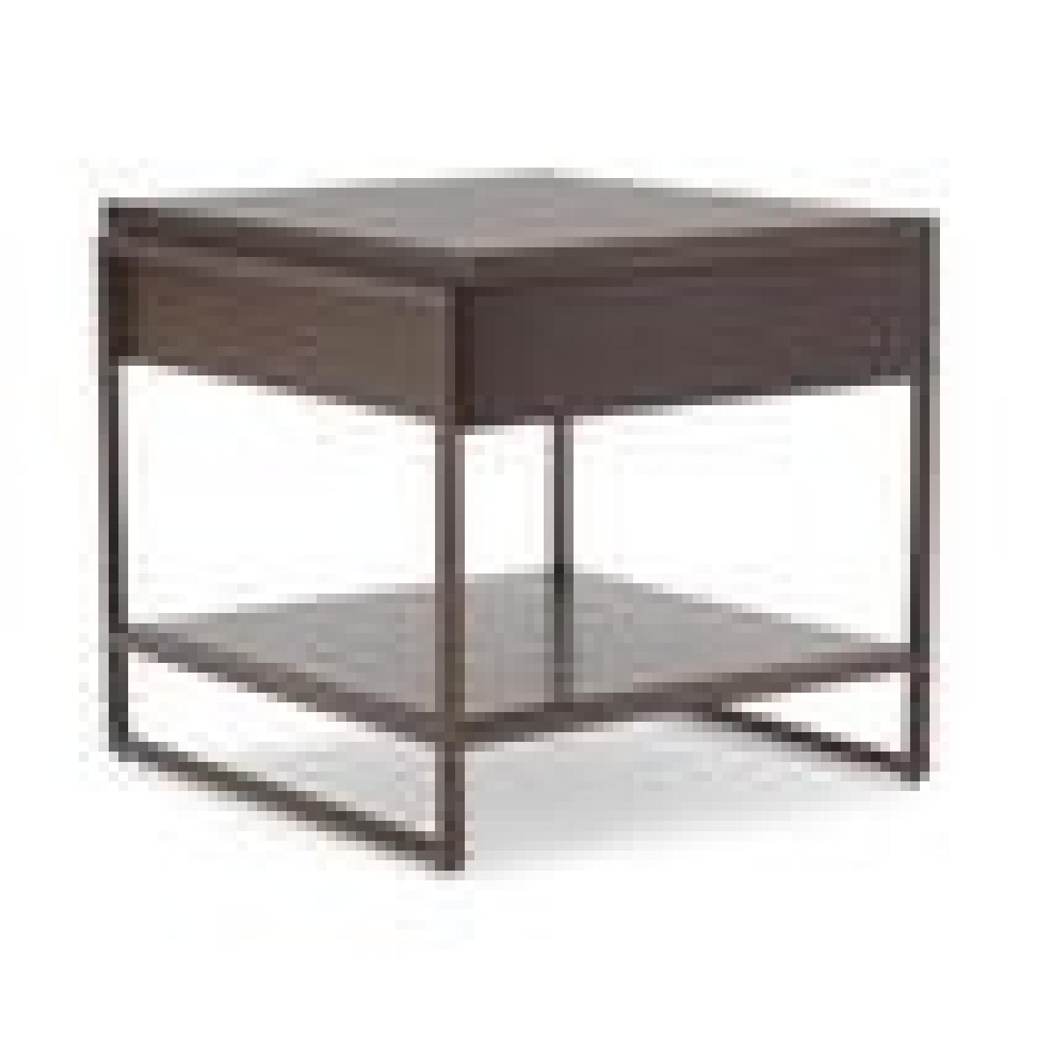 Mitchell Gold+ Bob Williams Bassey 1 Drawer Side Table