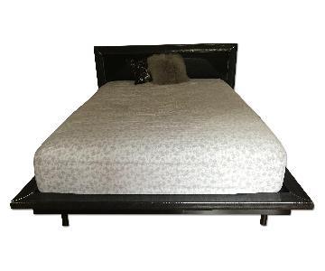 Camelgroup Le Star Modern Italian Platform Bed