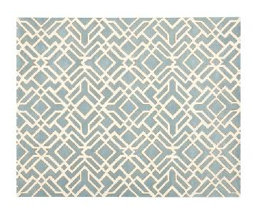 Pottery Barn Contemporary Area Rug