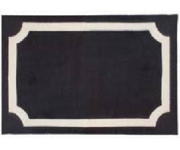 Jonathan Adler Peruvian Flat Weave Reversible Rug