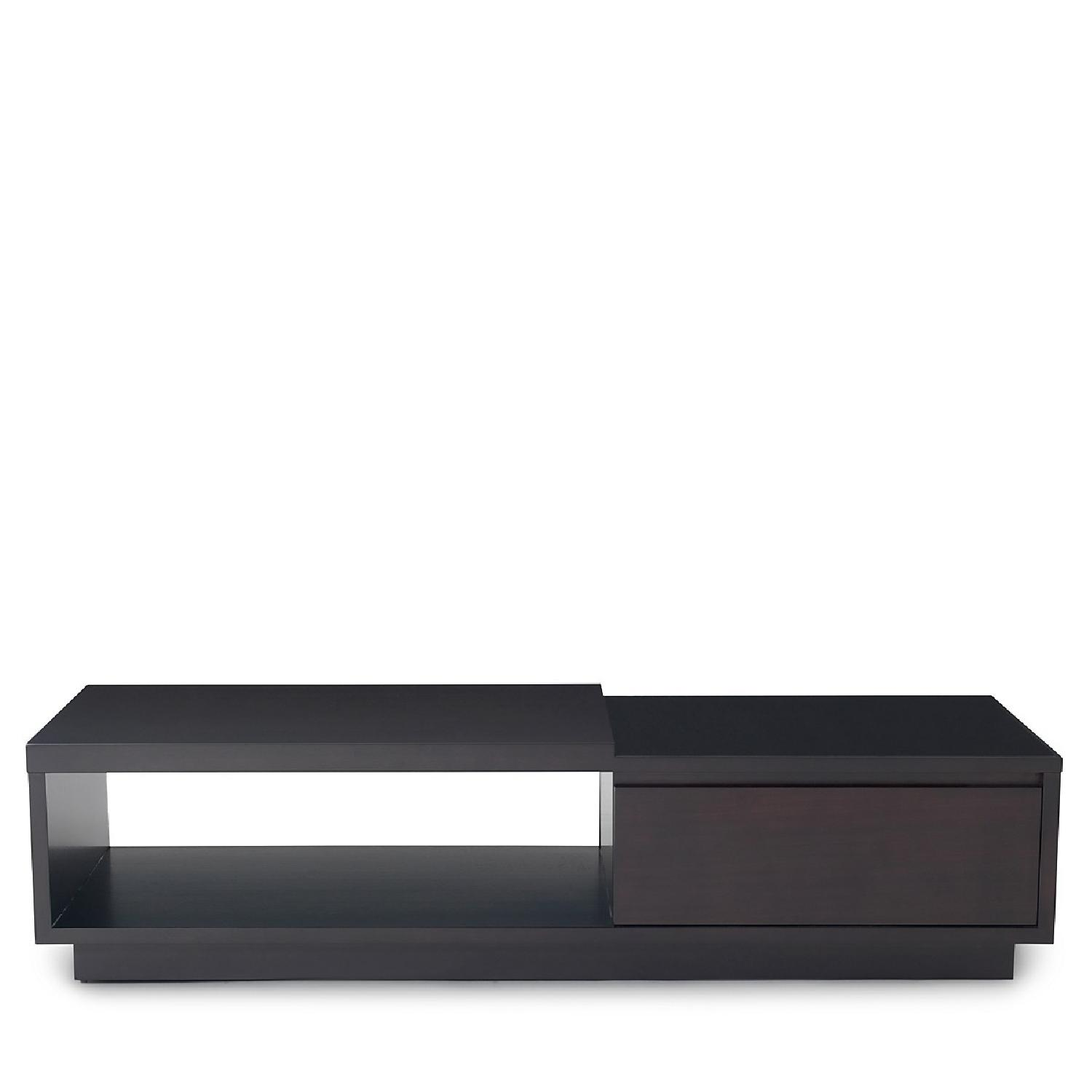 Mitchell Gold + Bob Williams Marcel Cocktail Table in Black
