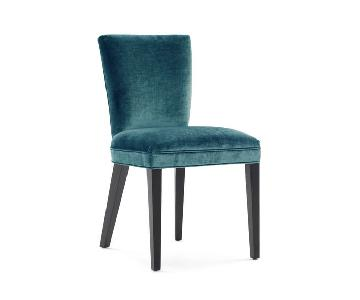 Mitchell Gold + Bob Williams Sidney Side Chair in Blue