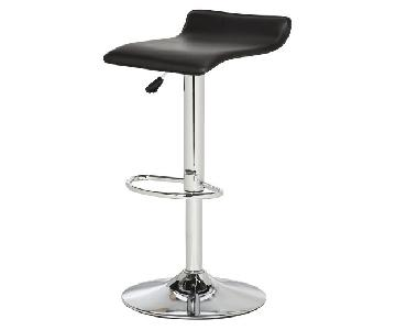 Target Lex Adjustable Black Bar Stool