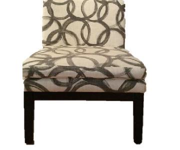 West Elm Slipper Chair