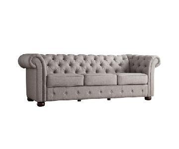 Joss & Main Kellan Chesterfield Sofa