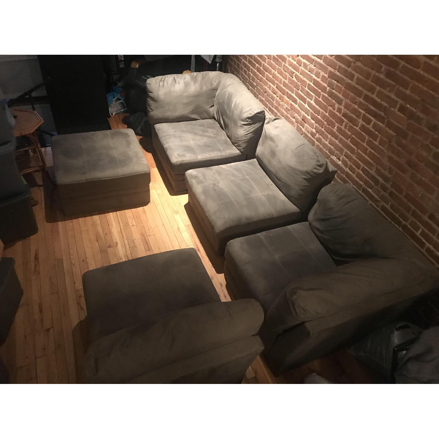 ... Montreal 5 Piece Sectional Sofa 2 ...